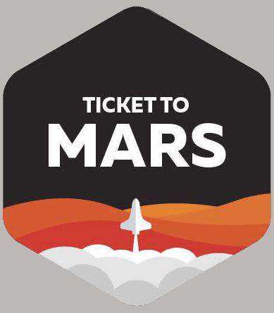 Tickets To mars logo