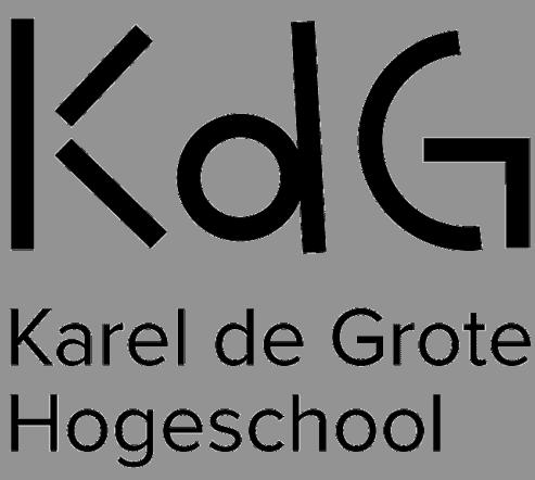KDG Karel de Grote Hogeschool logo